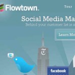 Flowtown, marketing o mercadeo aplicado a las redes sociales, conocer a tu mercado para ganar dinero