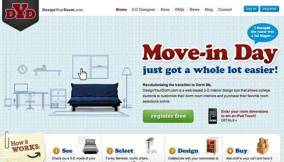 Un programa gratis para dise ar y decorar en 3d su propio for Programa para disenar dormitorios online